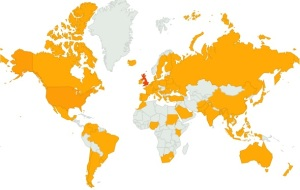 2012 Blog Global Coverage