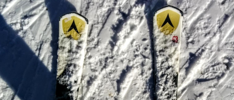 The ski-jump thing